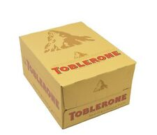 Toblerone 1.23oz Milk Chocolate 24 Count