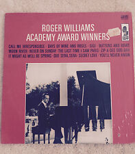 "Roger Williams Academy Award Winners Album  Vintage Shrink Wrapped 12"" 33 RPM LP"