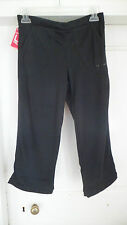 NEW LA GEAR 3/4 PANTS SHORTS BLACK SIZE 8 UK CYCLING SPORTS GENERAL
