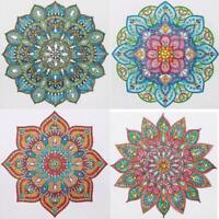 5D DIY Special Shaped Diamond Painting Mandala Cross Stitch Mosaic Kits 3