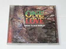 One Love: Tribute to Bob Marley by Various Artists CD 1996 Verve Records