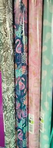 4 x Rolls Of Gift Wrap Wrapping Paper 3M x 70cm any occassion mix bgc