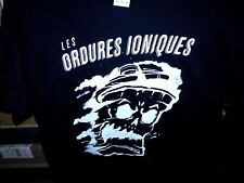 Tshirt Ordures Ioniques - Poubelle - Taille Girly M