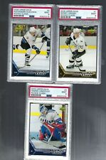2005-06 Upper Deck Rookie Class OVECHKIN.CROSBY,LUNDQVIST ALL PSA 9