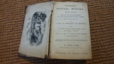 Natural history with notes by Henry Innes 1850's