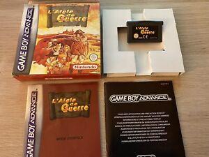 L'Aigle de Guerre pour Game Boy Advance avec Boite
