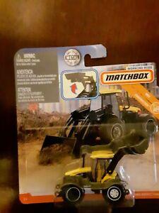 New Holland T6070 Bidirectional * Yellow * Matchbox Working