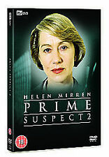 LN DVD Region 2 PRIME SUSPECT 2 Helen Mirren John Benfield Stephen FAST POSTAGE