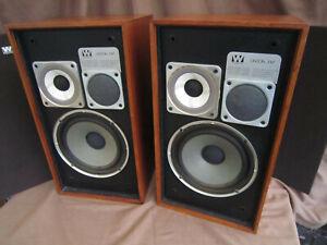 Whafedale Linton 3XP Speakers