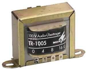 TR-1005  100V Leistungs-Audio-Transformator 10 Watt RMS