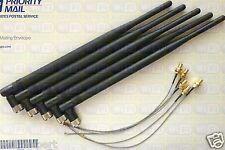 7dBi Antenna Mod Kit for Netgear N750 WNDR4000 Gigabit 5 Antennas (No soldering)