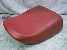 BMW RED  R1100RS OEM Back Rear PASSENGER SEAT Saddle Pillion R1150RS R1100RSL