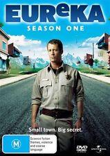 Eureka : Season 1 (DVD, 2008, 3-Disc Set)