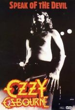 OZZY OSBOURNE SPEACK OF THE DEVIL DVD D1