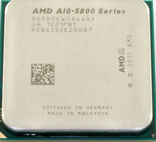 AMD APU A10-Series A10-5800K 3.8GHz Socket FM2