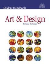 Student Handbook for Art and Design-Richard Hickman, Patrick Bullock