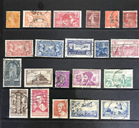 FRANCE: Third Republic, Selection of Used Stamps, Ex-dealer stock