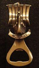 Pewter Viking Ship Magnet/Bottle opener