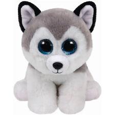0708dbd8475 Carl ETTO Ty 42183 – Buff With Glitter Eyes Husky Beanie Classic 15 Cm