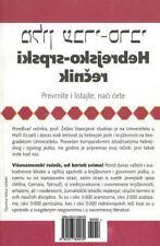 Hebrejsko Srpski Recnik by Zeljko Stanojevic (2015, Paperback)