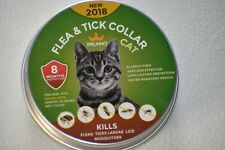 Flea & Tick Collar for Cats 8 Month Protection Prunno