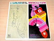EX-/EX- !! Jr Walker And The All Stars/Rainbow Funk/1971 Tamla Motown LP