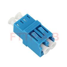 10 pcs High Quality LC-LC Optical Fiber Adapter Connector Duplex separation