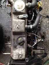 FORD FOCUS 1.8 TDCI ENGINE F9DA WITH FUEL PUMP AND INJECTORS 98-04