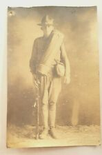 Original WW1 US  Real Photo Postcard - Guaranteed Authentic