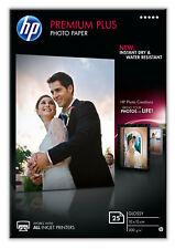 HP Premium Plus Glossy - 10x15cm Photo Paper - 25 Sheets