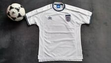 ENGLAND National Team 1999-2001 Umbro HOME FOOTBALL SHIRT JERSEY L