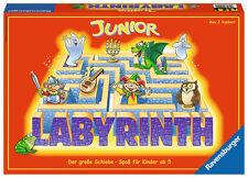 Ravensburger Kinderspiel Such- und Schiebespiel Labyrinth Junior 21210
