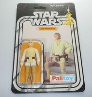 *RECARDED* Star Wars Farm Boy Luke Skywalker Figure Sealed *CUSTOM Card Back*