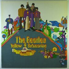 "12"" LP - The Beatles - Yellow Submarine - A6147 - cleaned"