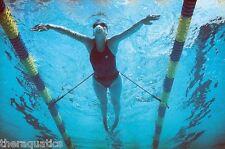 StretchCordz Stationary Swim Trainer Lane Training In-Place Space Saving S121