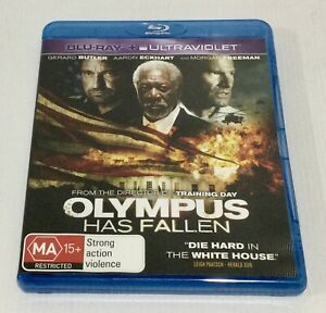 Olympus Has Fallen Blu-ray