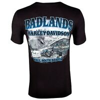 Badlands Harley-Davidson® Men's Homestead Short Sleeve T-Shirt