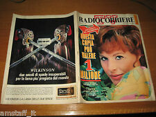 TV RADIOCORRIERE 1967/25=ORNELLA VANONI=ANDREINA PAGNANI=JIMMY FONTANA=