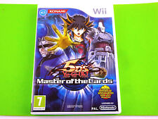 Yu-Gi-Oh! 5D's Master of the Cards Nintendo Wii