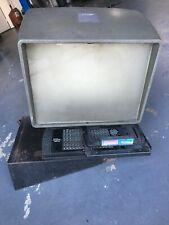 Sun Spec Reader Sun Sss 80 Microfiche & Euro Microfilm - Good working order