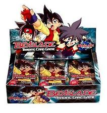 BEYBLADE COLLISION TCG BOX - 30 Trading Card Game Booster Packs - BOX IS SEALED