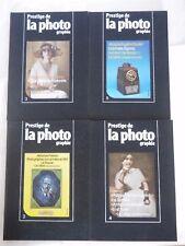 Lot de 4 livre ,Prestige de la photographie volume 2,3,4,5 édition EPA ,le Leica