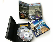 Microsoft Flight Simulator X Deluxe Edition PC-DVD Complete Manual Product Key