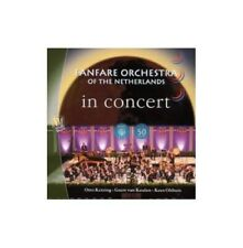 Fanfare Orchestra of Holland - In Conc... - Fanfare Orchestra of Holland CD HYVG