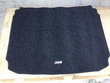 Genuine new PEUGEOT 308 Hatchback boot Mat carpet liner 966383