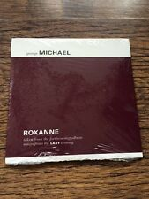 ❤️SUPER RARE SEALED & MINT PROMO CD❤️Roxanne-George Michael (Wham)