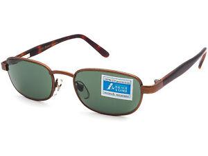 Bausch + Lomb Men's Sunglasses W2991 PSBM Brown/Tortoise Oval 50[]18 140