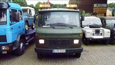 Motoroptimierung Mercedes 508D 608D Düdo +10PS von 86PS auf 96PS kein Chiptuning