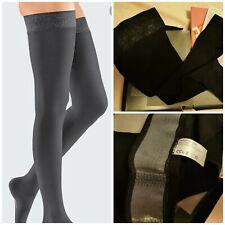Mediven Elegance Compression Stockings Open Toe Black Size 3 CCL2