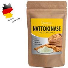 Nattokinase Pulver ⭐ AKTION ⭐ 100g Packung = 2.000.000 FU´s ≙ 1000 Kapseln